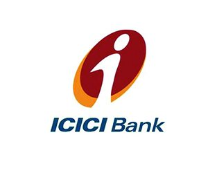 ICICI Bank logo in a box