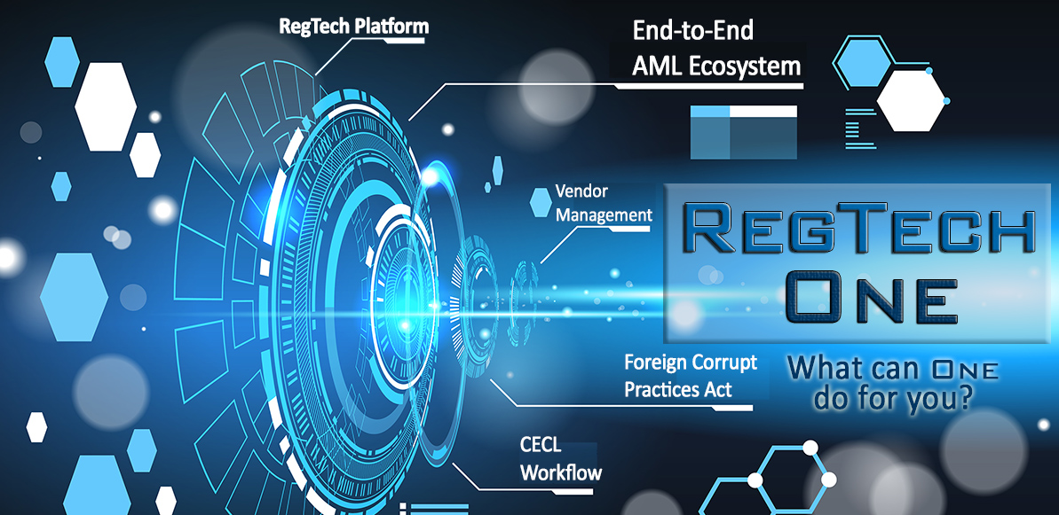 RegTech One platform for eGRG Compliance of Every Kind