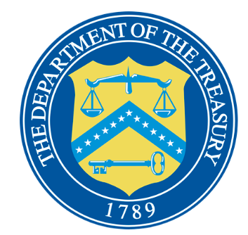 Logo of the U.S. Department of Treasury--Office of Foreign Asset Control--AML/CTF and BSA/AML