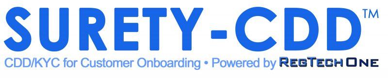 SURETY CDD for KYC/CDD Onboarding