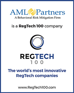 AML Partners named to RegTech 100 list for AML and RegTech
