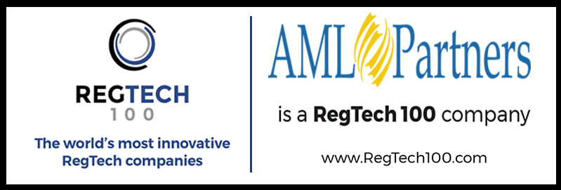 RegTech 100--AML Partners named to RegTech 100 List for AML and RegTech solutions