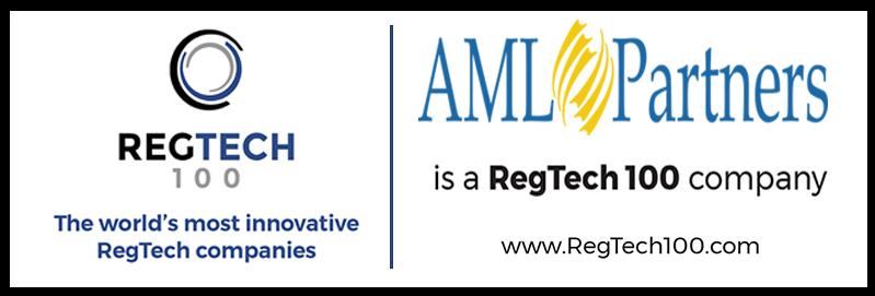 RegTech 100--AML Partners named to RegTech 100 List for AML and RegTech solutions
