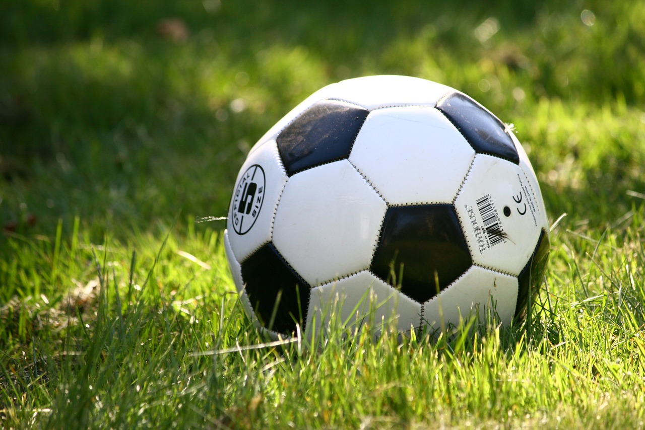 Picture of a football/soccerball to illustrate financial crime in European football