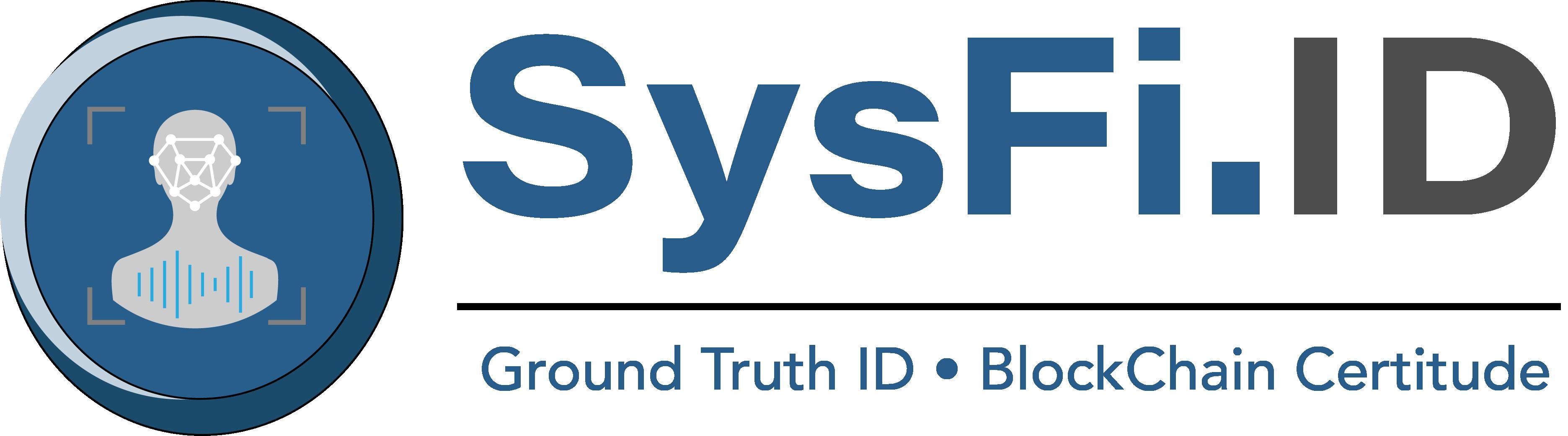logo for Digital ID named SysFi.ID
