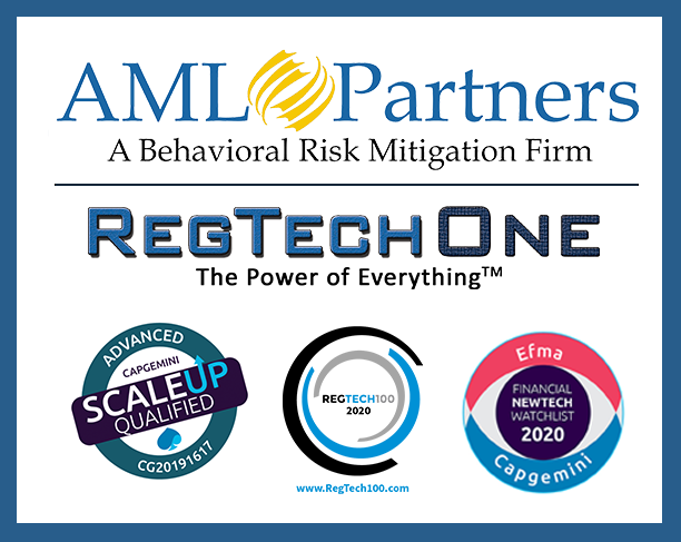 AML Partners--badges for awards in 2020
