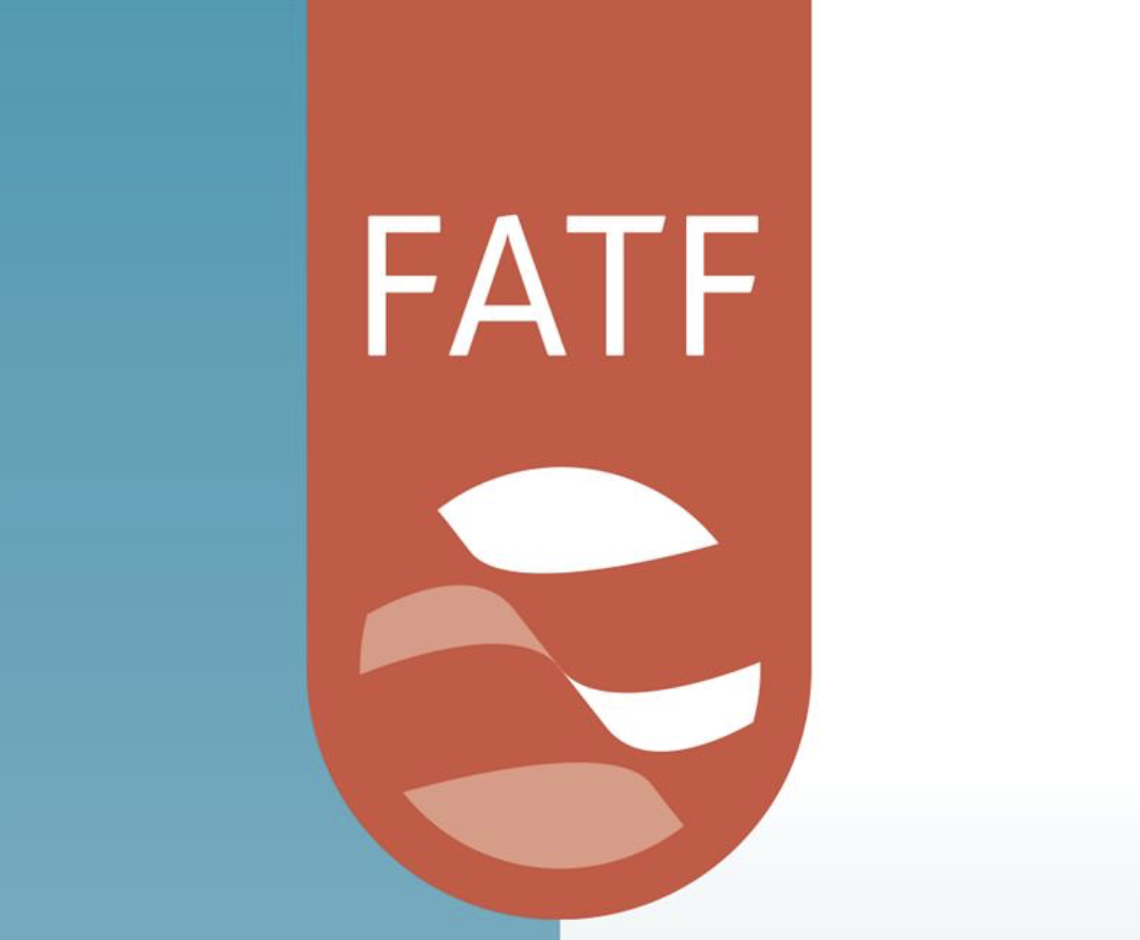 FATF Logo--Financial Action Task Force for anti-money laundering and countering the financing of terror